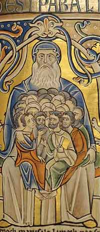 Bible de Souvigny, 1100 AD
