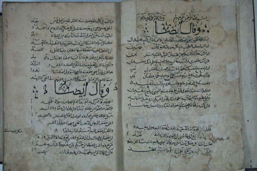Ibn Arabi: Diwan manuscript Veliyuddin 1681