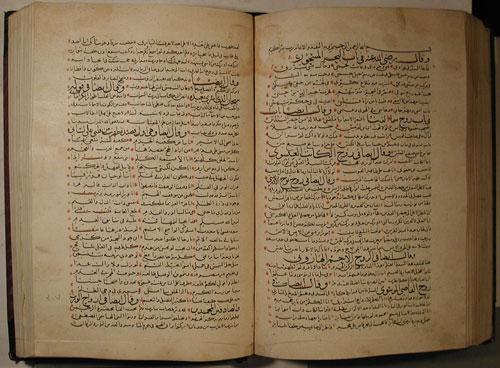Ibn Arabi: Diwan manuscript Yusuf Aga 5463