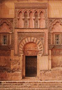 Doorway of the Great Mosque of Cordoba